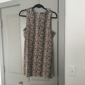 Free People Snap Patterned Dress